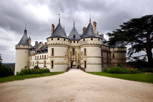 Des photos du ch teau de chaumont sur loire - Chateau de chaumont sur loire jardin ...