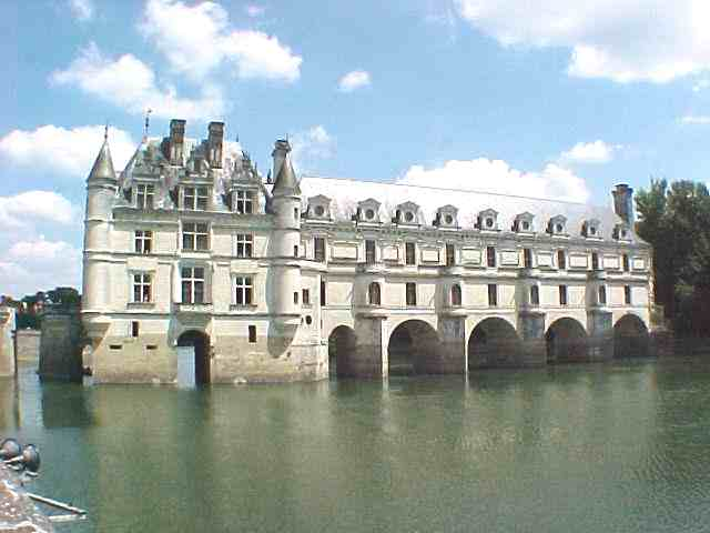Découvrez les Châteaux de la Loire!