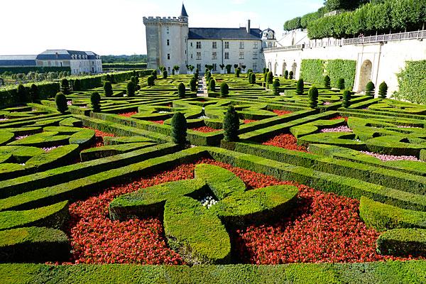 Des photos du château de Cheverny-châteaux de Loire