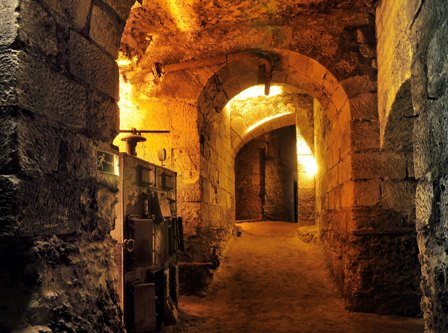 Des photos du château royal d'Amboise