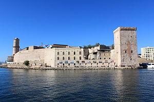 Fort St-Jean à Marseille