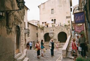 Saint-Paul de Vence, au coeur du village