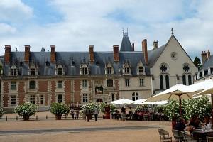 Résidence des succésseurs d'Henri II, château de la Loire