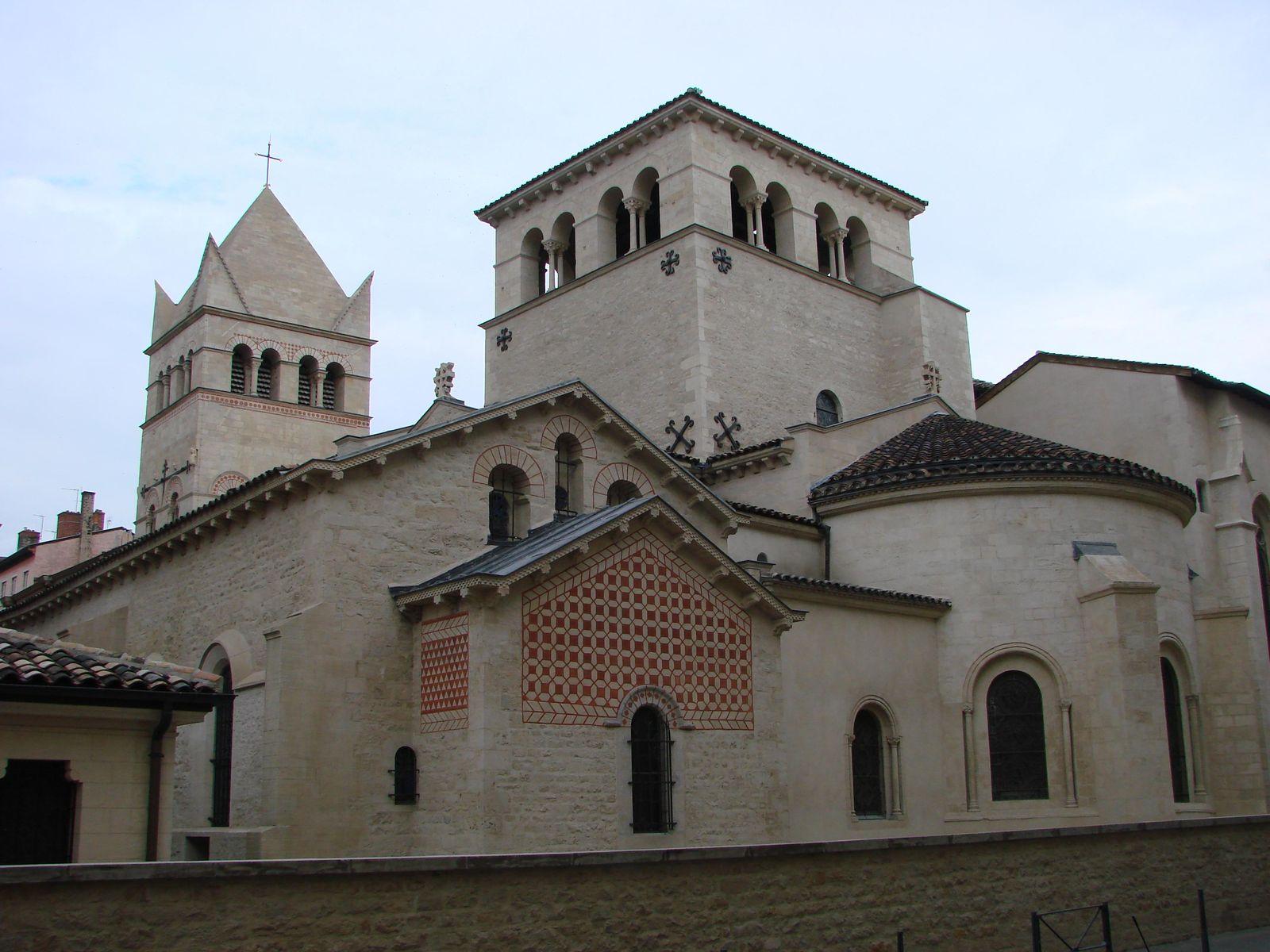 Basilique Saint-Martin d'Ainay Lyon