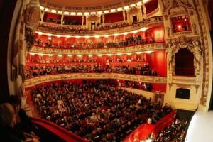 Concerts et symphoniques musicales à l'opéra de Marseille