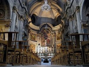 Eglise St François de Paule Nice