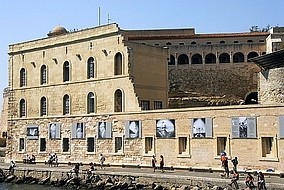exposition fort saint-jean marseille