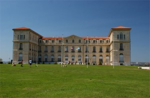jardin palais du pharo marseille