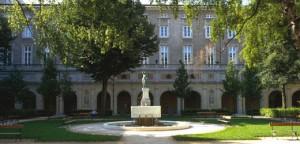 jardin palais saint pierre lyon