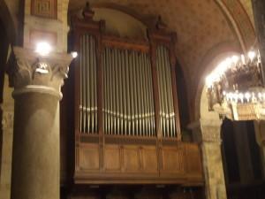 Orgue de la basilique Saint-Martin d'Ainay Lyon
