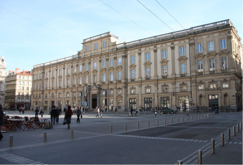 Palais St-Pierre Lyon