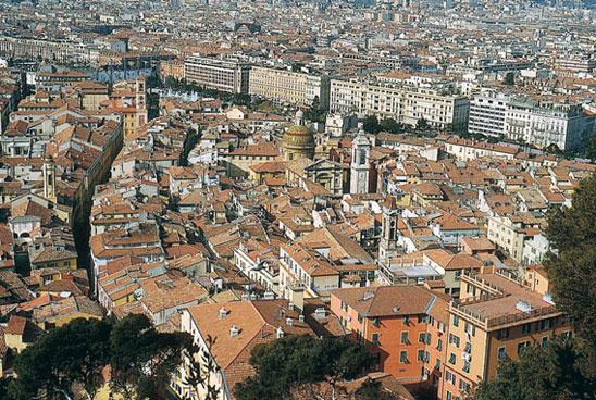 Circuit touristique du Vieux Nice