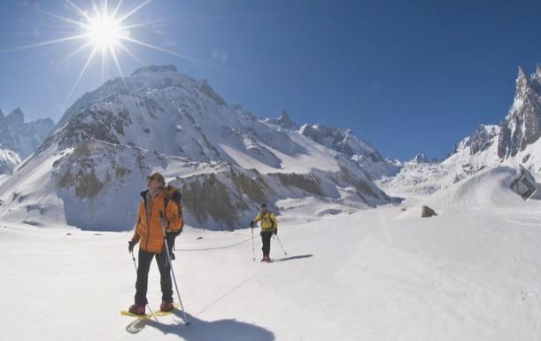 Découvrir le Mont Blanc en images