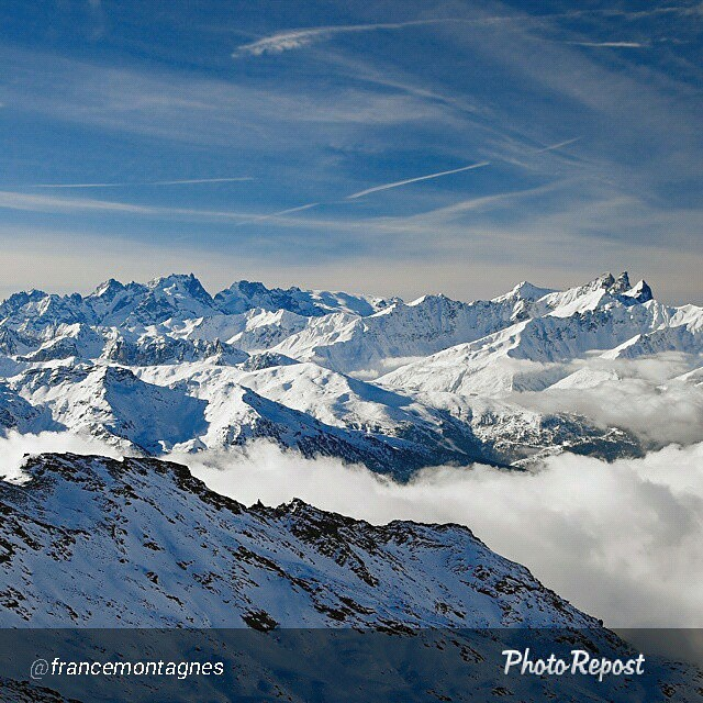 Val Thorens : les plus belles photos Instagram de la station