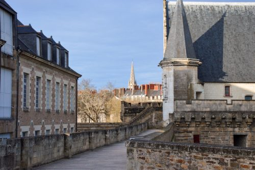 Chateau de la CIté des Ducs